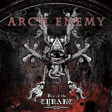 Image of   Arch Enemy Rise of the tyrant CD standard