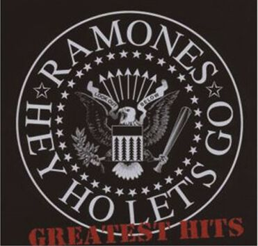 Ramones Greatest hits CD Standard