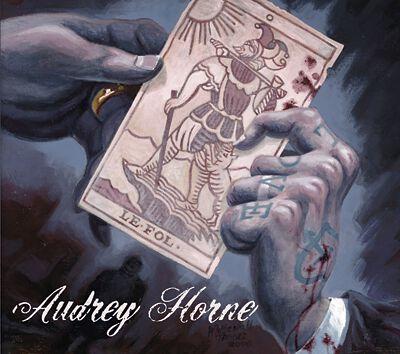 Image of Audrey Horne Le fol CD Standard