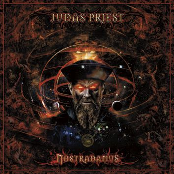 Image of   Judas Priest Nostradamus 2-CD standard