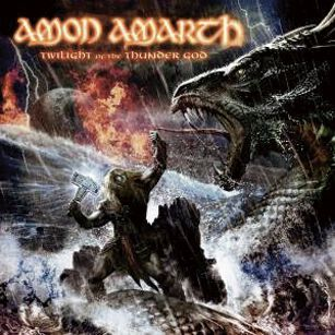 Image of   Amon Amarth Twilight of the thunder god CD standard