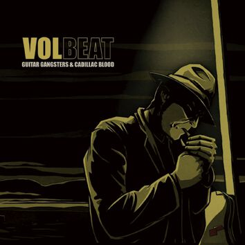 Image of   Volbeat Guitar gangsters & Cadillac blood CD standard