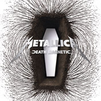 Image of   Metallica Death Magnetic CD standard