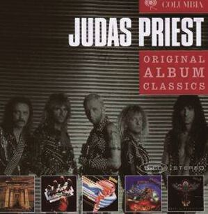 Image of   Judas Priest Original album classics 5-CD standard