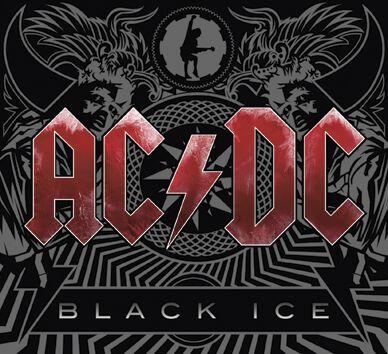 Image of   AC/DC Black Ice CD standard