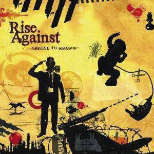 Rise Against Appeal to reason CD Standard