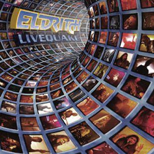 Eldritch Livequake  CD  Standard
