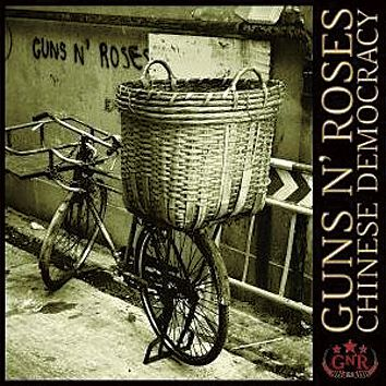 Image of   Guns N' Roses Chinese democracy CD standard