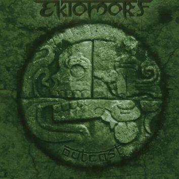 Ektomorf Outcast CD multicolor AFM 2692