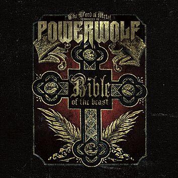 Image of   Powerwolf Bible of the beast CD standard