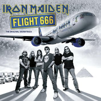 Image of   Iron Maiden Flight 666 - The Original Soundtrack 2-CD standard
