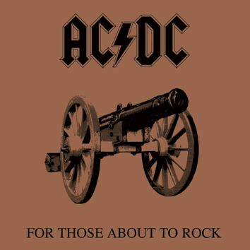 Image of   AC/DC For those about to rock CD standard