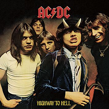 Image of   AC/DC Highway to hell CD standard