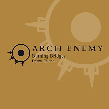 Image of   Arch Enemy Burning bridges CD standard
