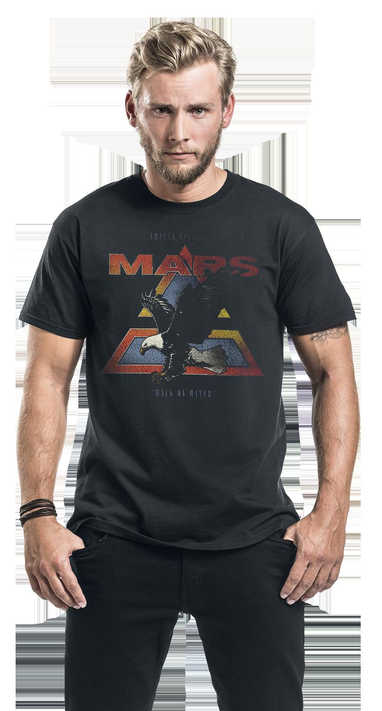 Image of 30 Seconds To Mars Walk On Water T-Shirt schwarz
