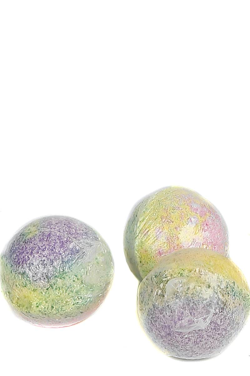 Image of Einhorn Badebomben Badekugel multicolor