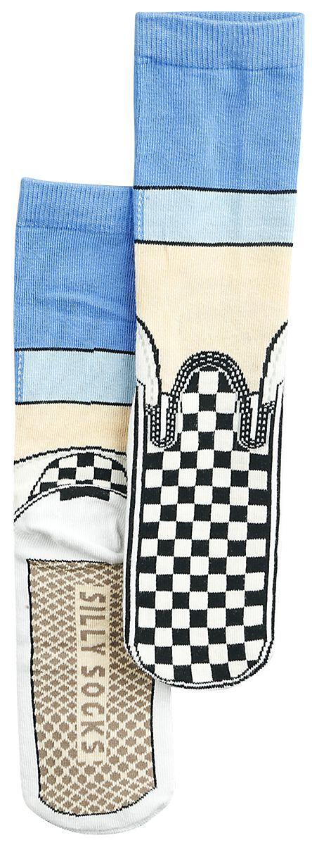 Socken für Frauen - Skate Schuhe Socken Socken Mehrfarbig  - Onlineshop EMP