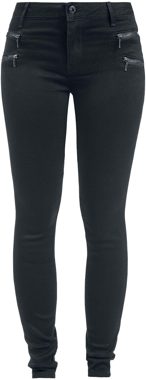 Hosen für Frauen - Hailys Amelie Jeans schwarz  - Onlineshop EMP