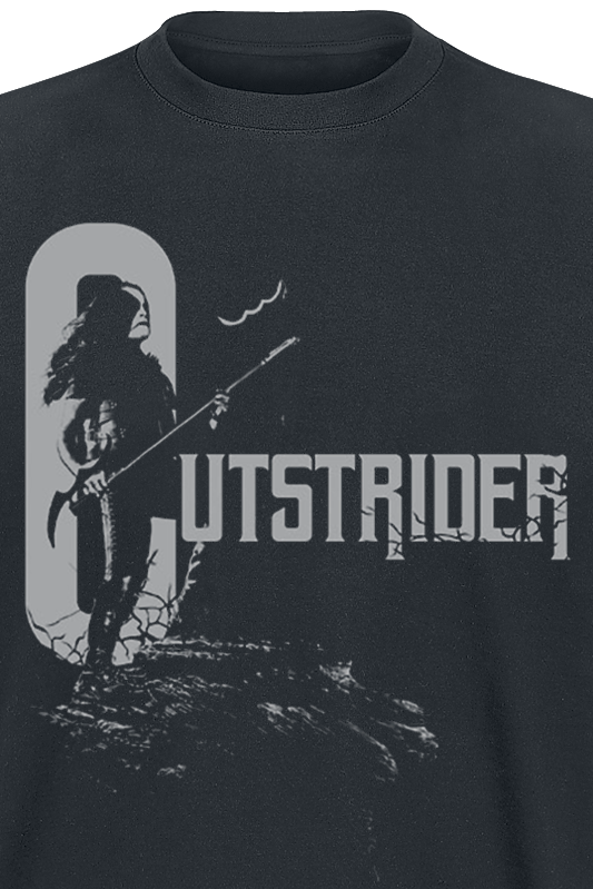 Image of Abbath Barbarian T-Shirt schwarz