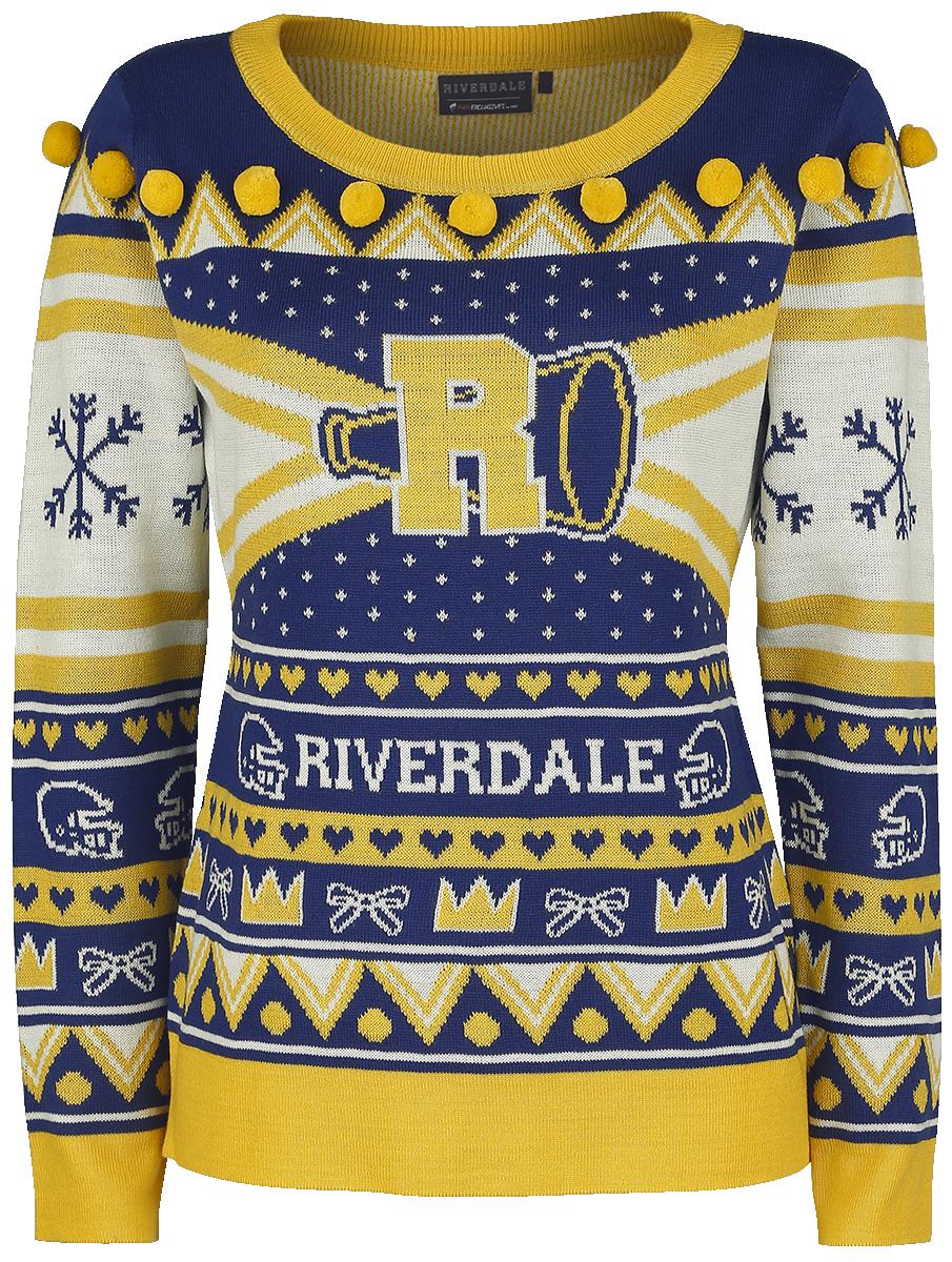 Riverdale - Riverdale - Girls Sweater - blue-yellow image