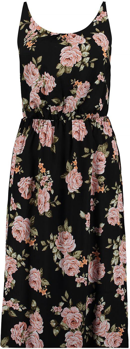 Kleider für Frauen - Hailys Doris Kleid schwarz  - Onlineshop EMP