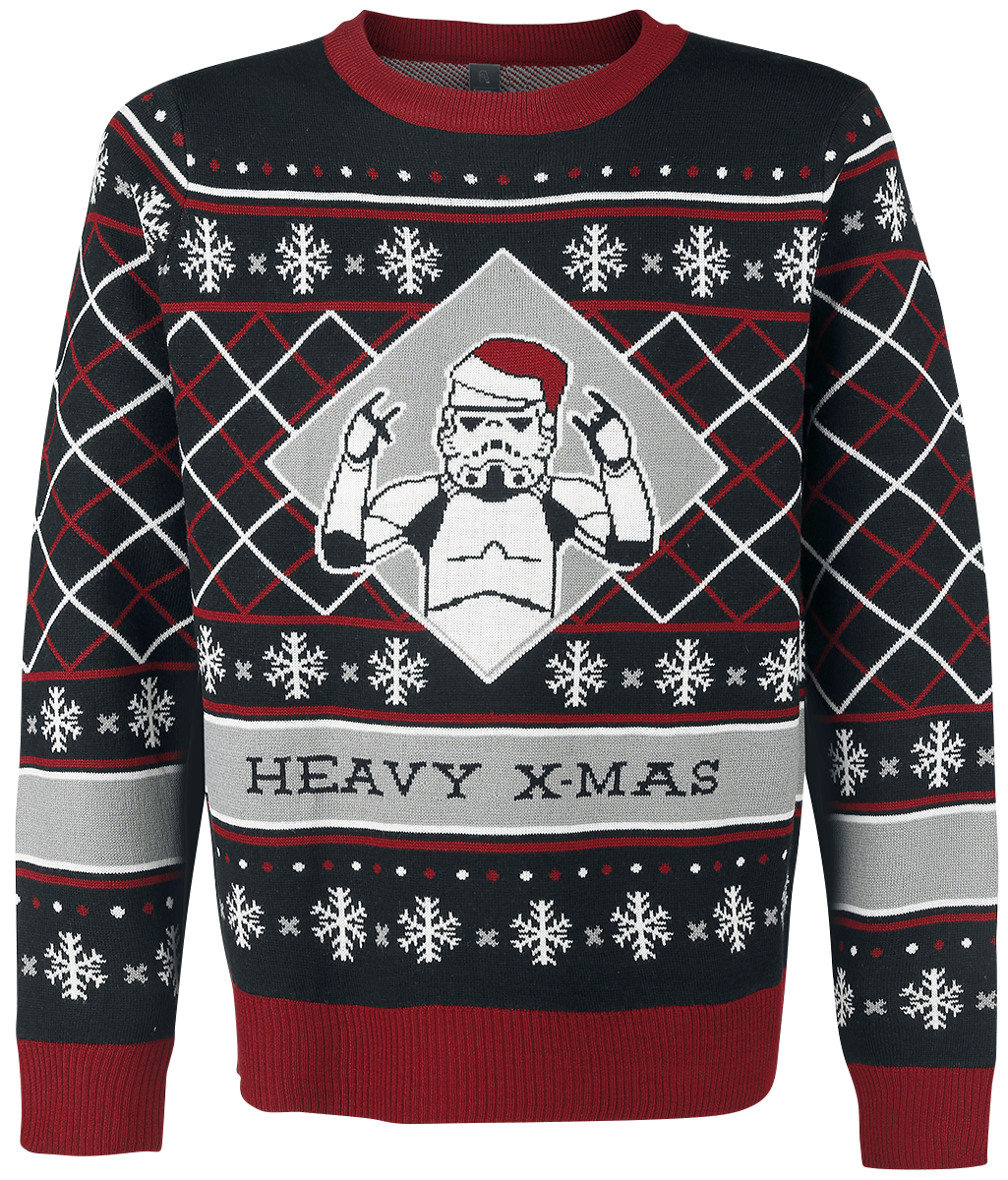 Original Stormtrooper - Heavy Xmas - Sweatshirt - multicolour image