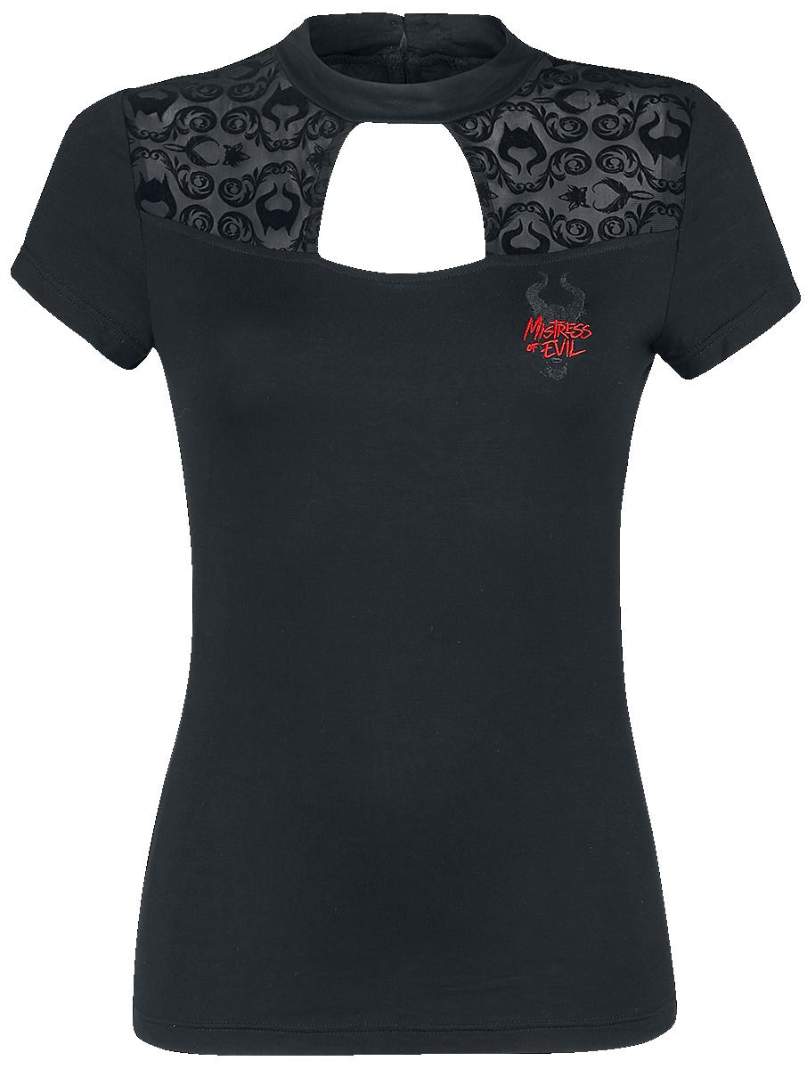 Maleficent - 2 - Mistress Of Evil - Girls shirt - black image