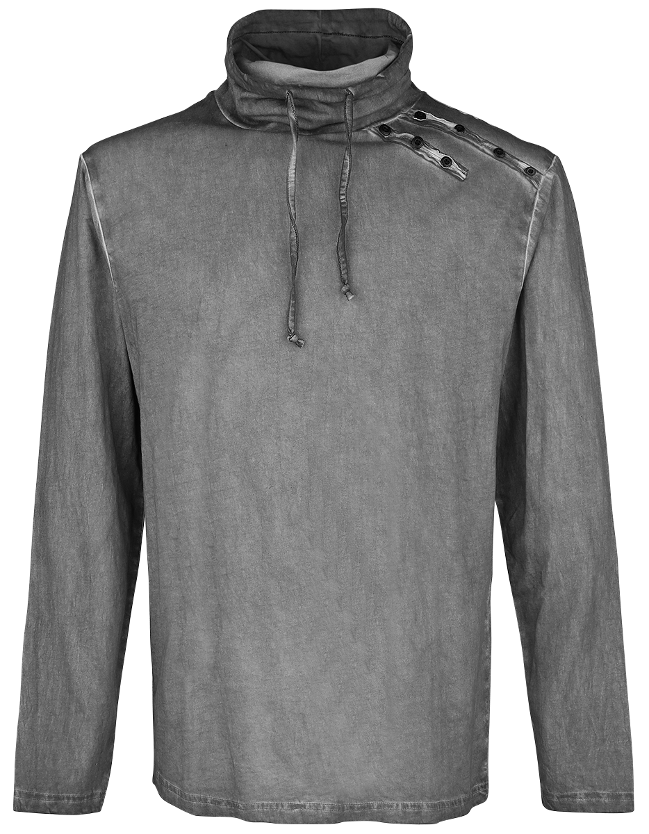 RED by EMP - A Storm From The Past - Longsleeve - grey image