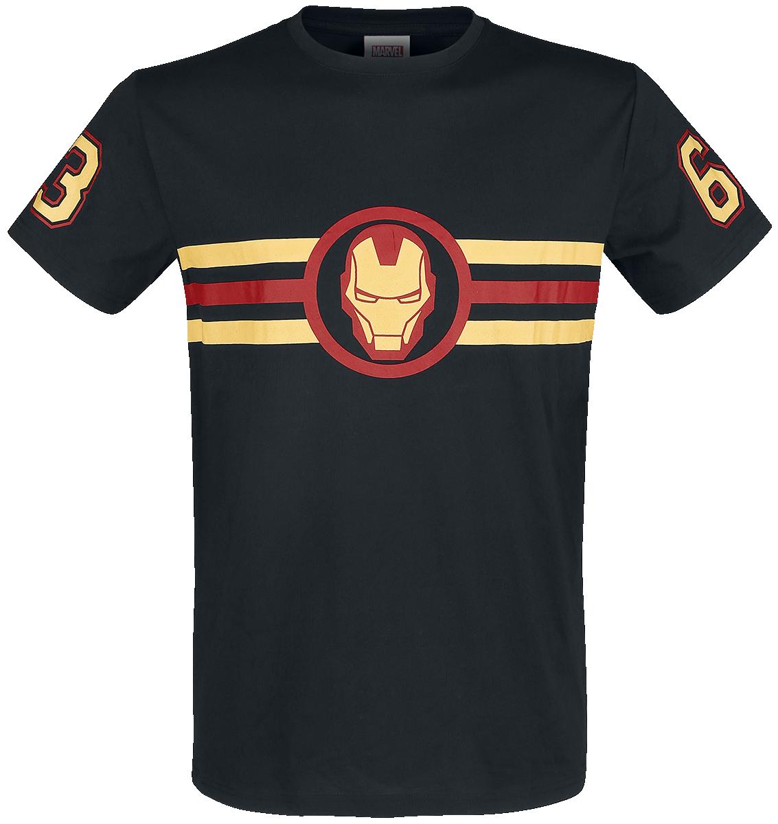 Iron Man - 63 - T-Shirt - black image