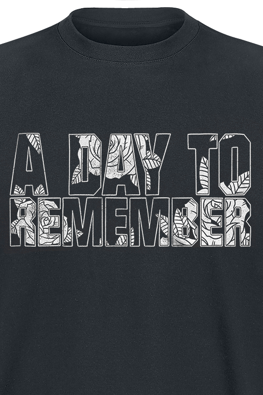 Image of A Day To Remember Snake T-Shirt schwarz