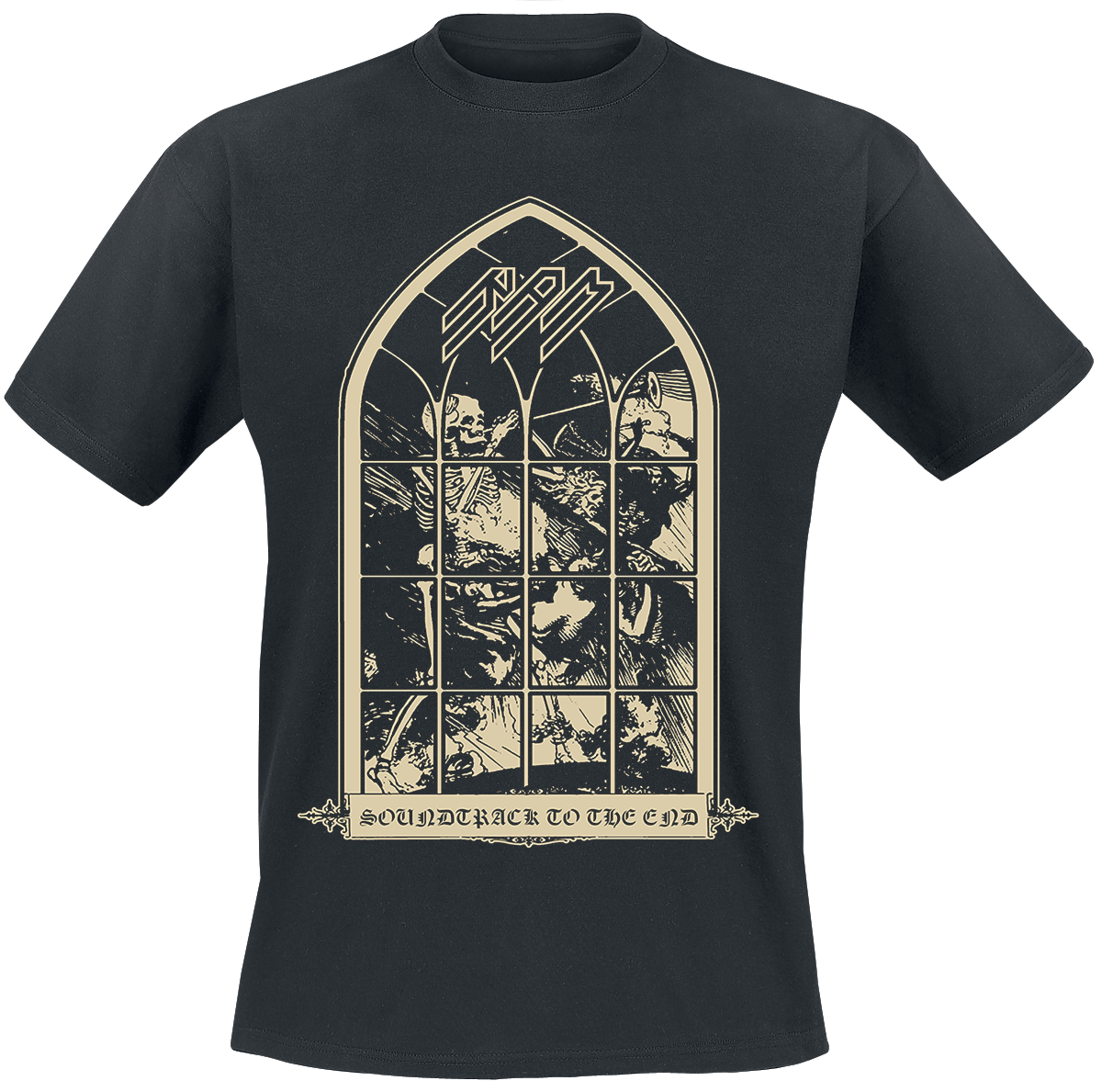 Image of Ram The throne within 2-CD & Patch & T-Shirt Standard