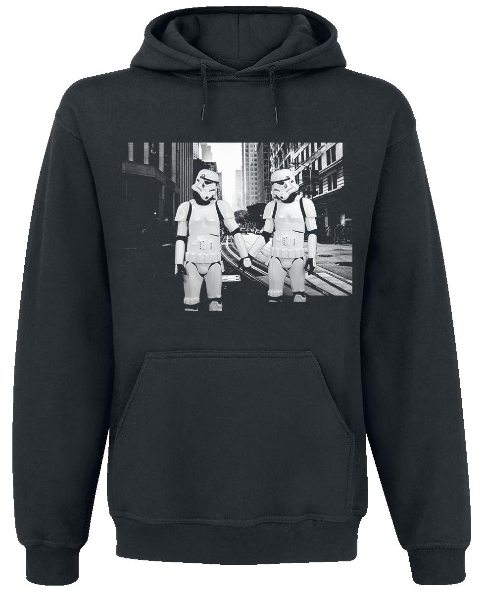 Original Stormtrooper - Hand In Hand - Hooded sweatshirt - black image