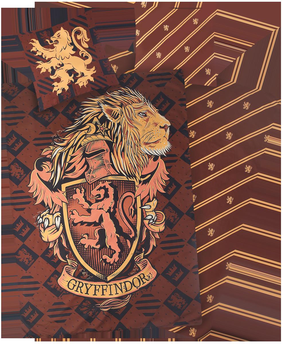 Harry Potter - Gryffindor - Bettwäsche - multicolor - EMP Exklusiv!