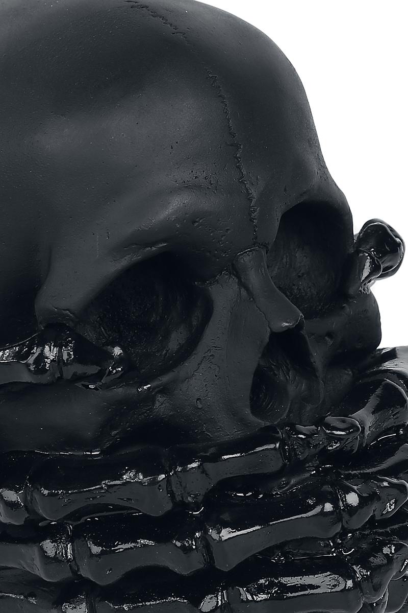 Image of Nemesis Now Dark See No, Hear No, Speak No Evil Deko-Schädel Standard
