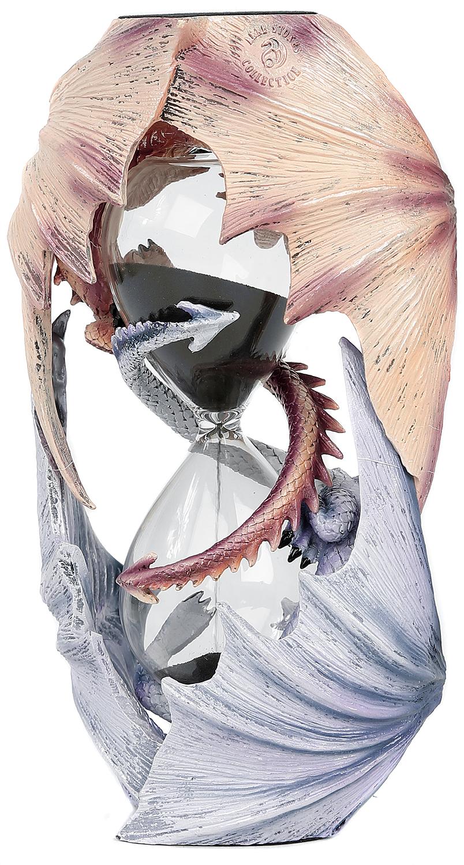 Image of Nemesis Now Guardians Of Time Sand Timer Deko-Schädel Standard