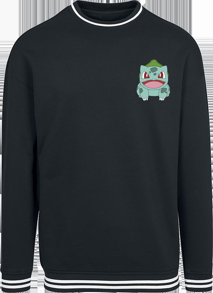 Pokémon - Bulbasaur - Sweatshirt - black image