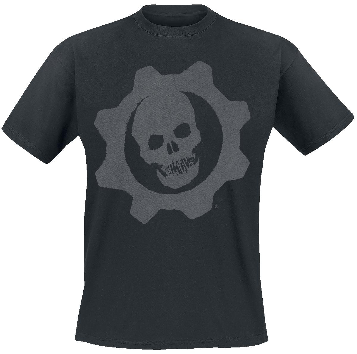 Gears - 5 - Omen - T-Shirt - black image