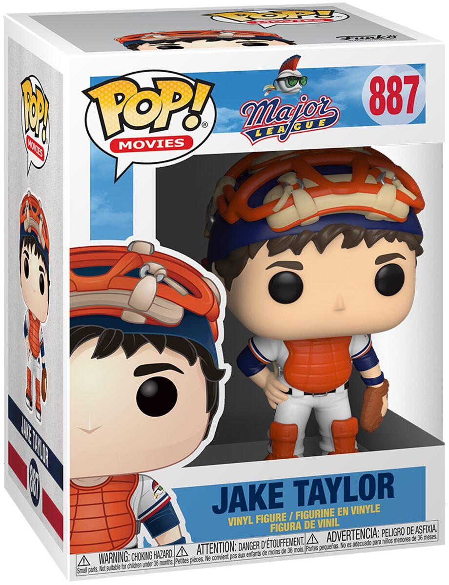 Die Indianer von Cleveland Jake Taylor Vinyl Figur 887 Funko Pop! multicolor 45400