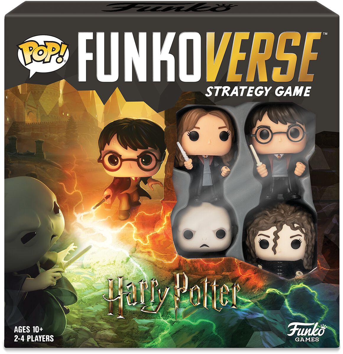 Image of Harry Potter Funkoverse 100 Englische Version Brettspiel Standard