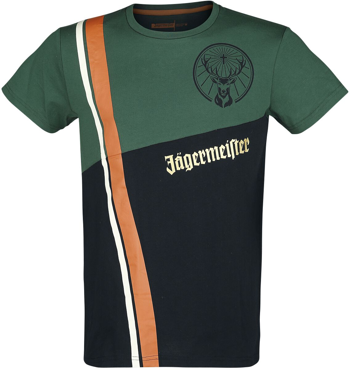 Jägermeister Jägermeister T-Shirt multicolor M394595