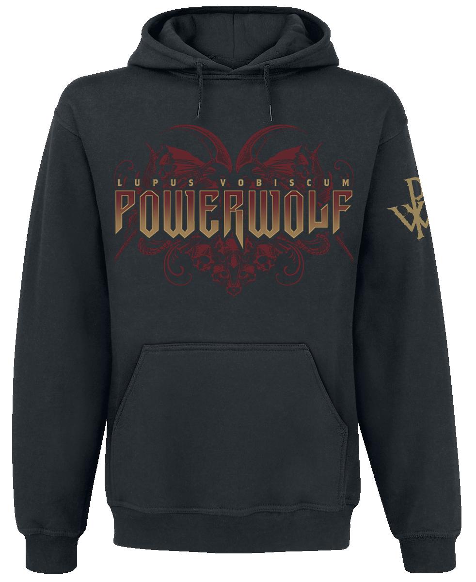 Powerwolf - Lupus Vobiscum - Hooded sweatshirt - black image
