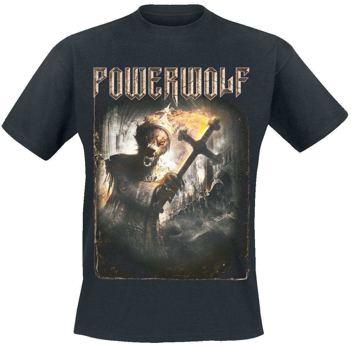 Powerwolf - Preachers Of The Night - T-Shirt - black image