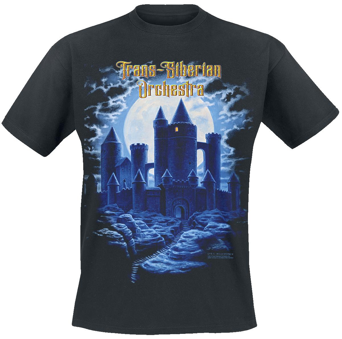 Trans-Siberian Orchestra - Night Castle - T-Shirt - black image