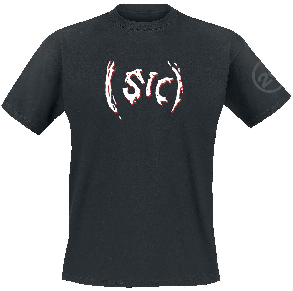 Slipknot - 20th Anniversary (SIC) - T-Shirt - black image