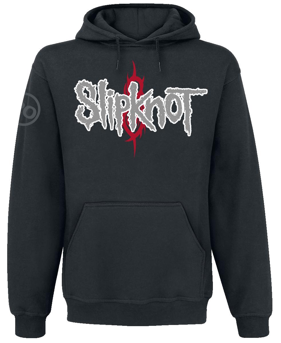 Slipknot - 20th Anniversary Barcode - Hooded sweatshirt - black image