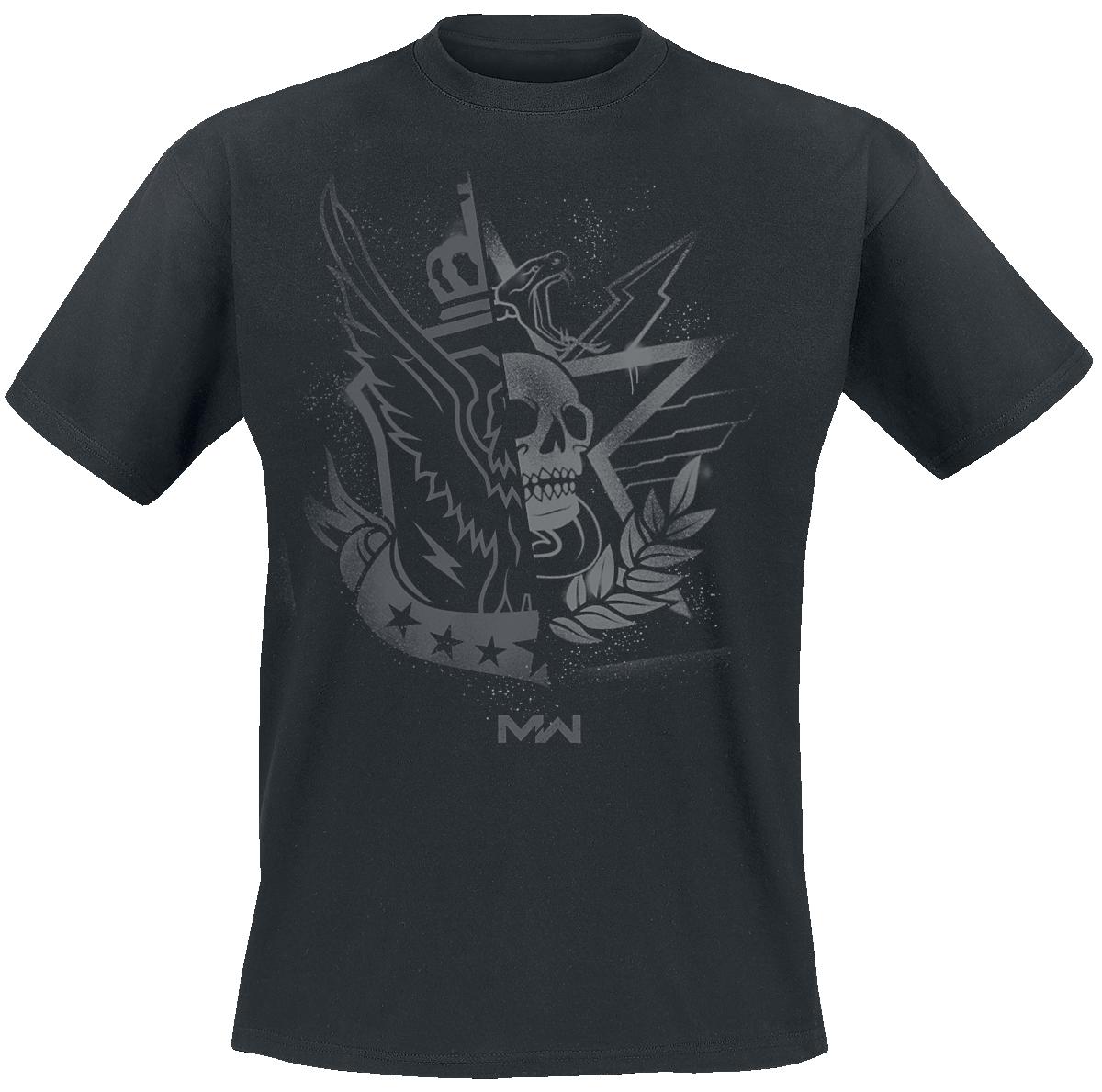 Call Of Duty - Modern Warfare - Fraction Break - T-Shirt - black image
