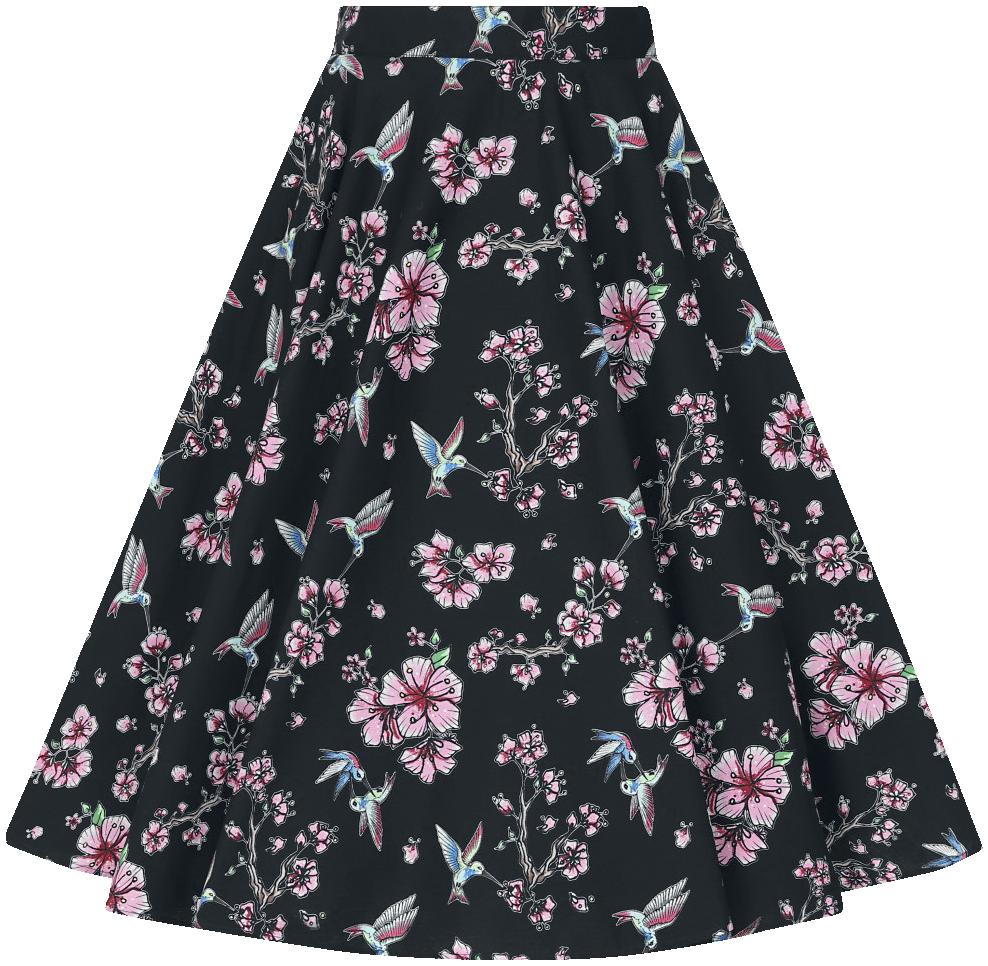 Hell Bunny - Madison 50's Skirt - Skirt - black image