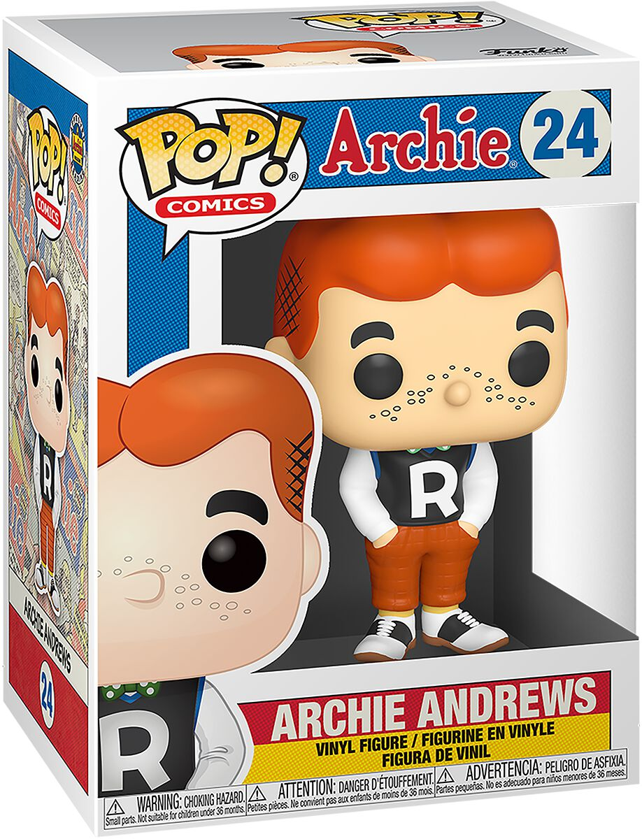Image of Archie Archie Andrews Vinyl Figur 24 Sammelfigur Standard