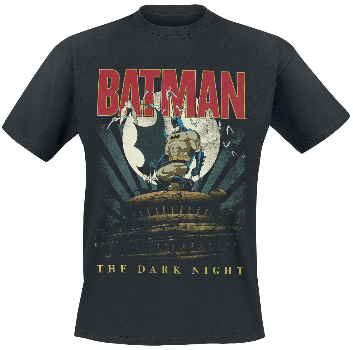 Batman The Night Is Yours powered by EMP