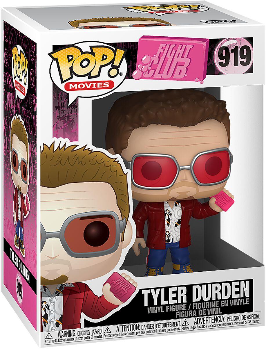 Fight Club Tyler Durden (Chase Edition möglich) Vinyl Figur 919 Funko Pop! multicolor 47165